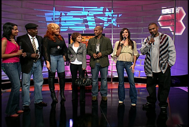 The Cast of Remixed! on 106 & Park Makeover