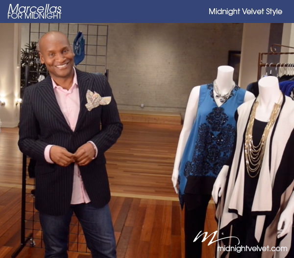 Midnight Velvet Style with Marcellas Reynolds