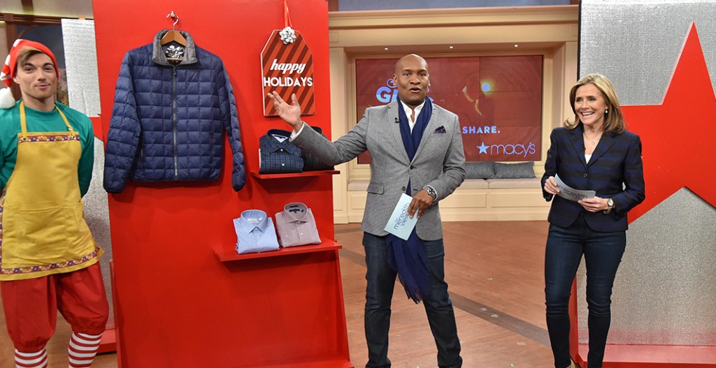 The Return of Macy's Star Gifts on The Meredith Vieira Show