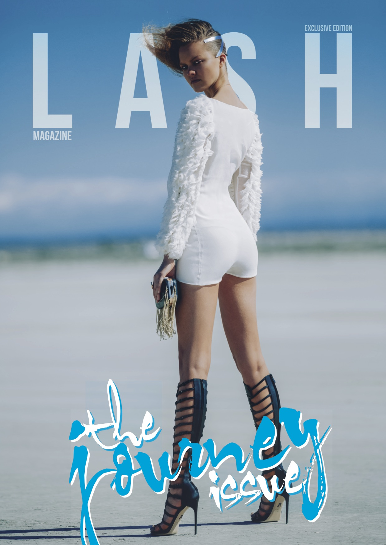 Lash Journey Issue Cover