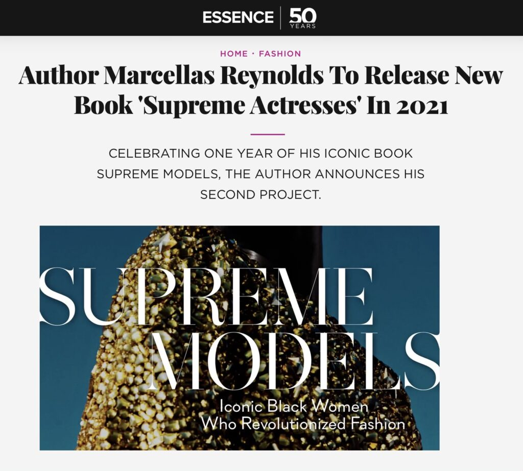 Essence Announces Supreme Actresses